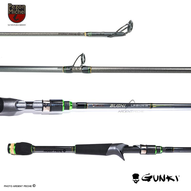 Poissons et techniques de pêche : Gunki matériel de pêche n°.9732