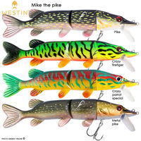voir Poisson nageur WESTIN Mike the pike