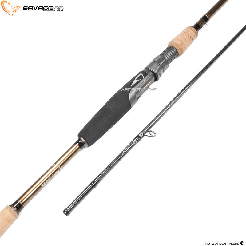 Canne Savage Gear Bushwhacker XLNT2 8' 243cm 15 40g  2sec  Cannes lancer
