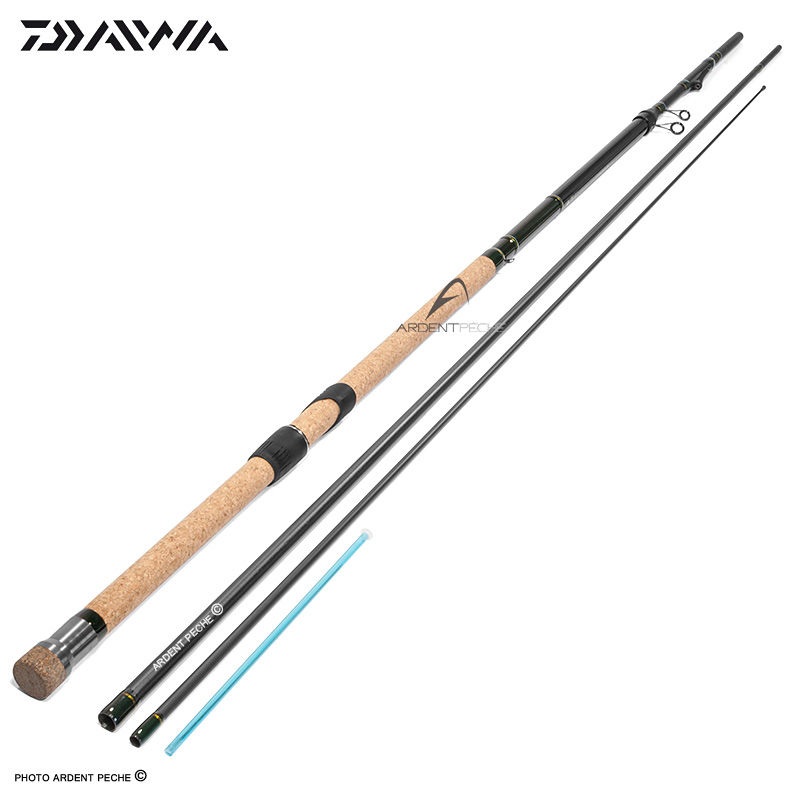 Cannes fil int rieur daiwa quip es et mont es fiquet for Canne fil interieur