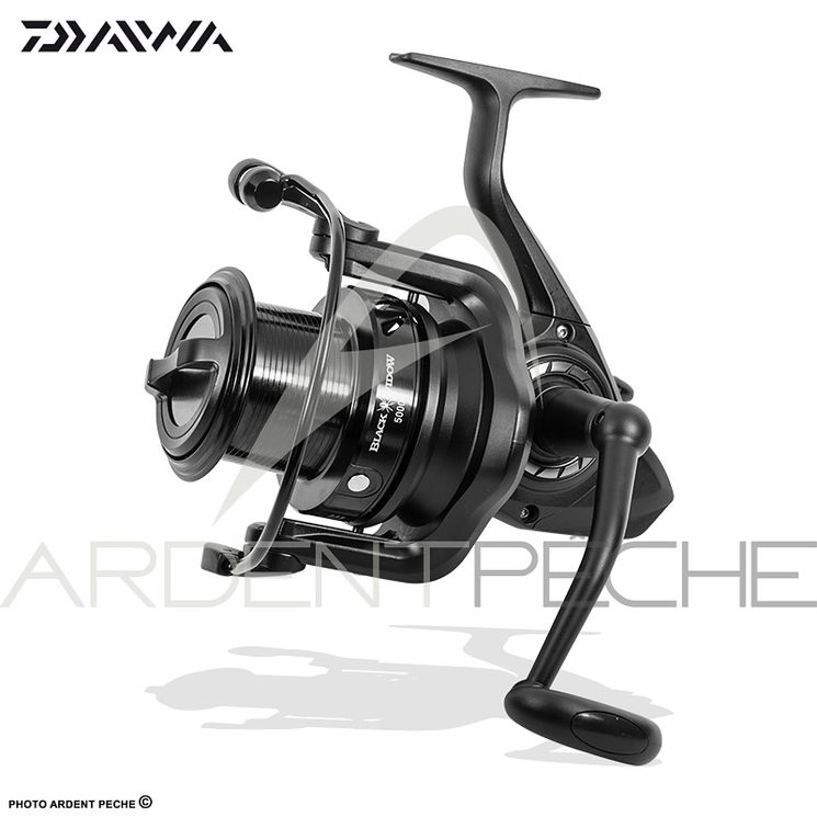 Moulinet DAIWA Black widow carp
