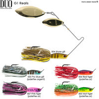 voir Spinnerbait DUO G1 Realis