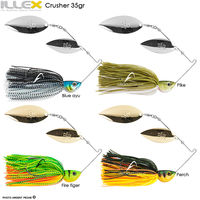 voir Spinnerbait ILLEX Crusher 35g