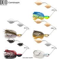 voir Spinnerbait DUO Cambiospin double willow 3/8