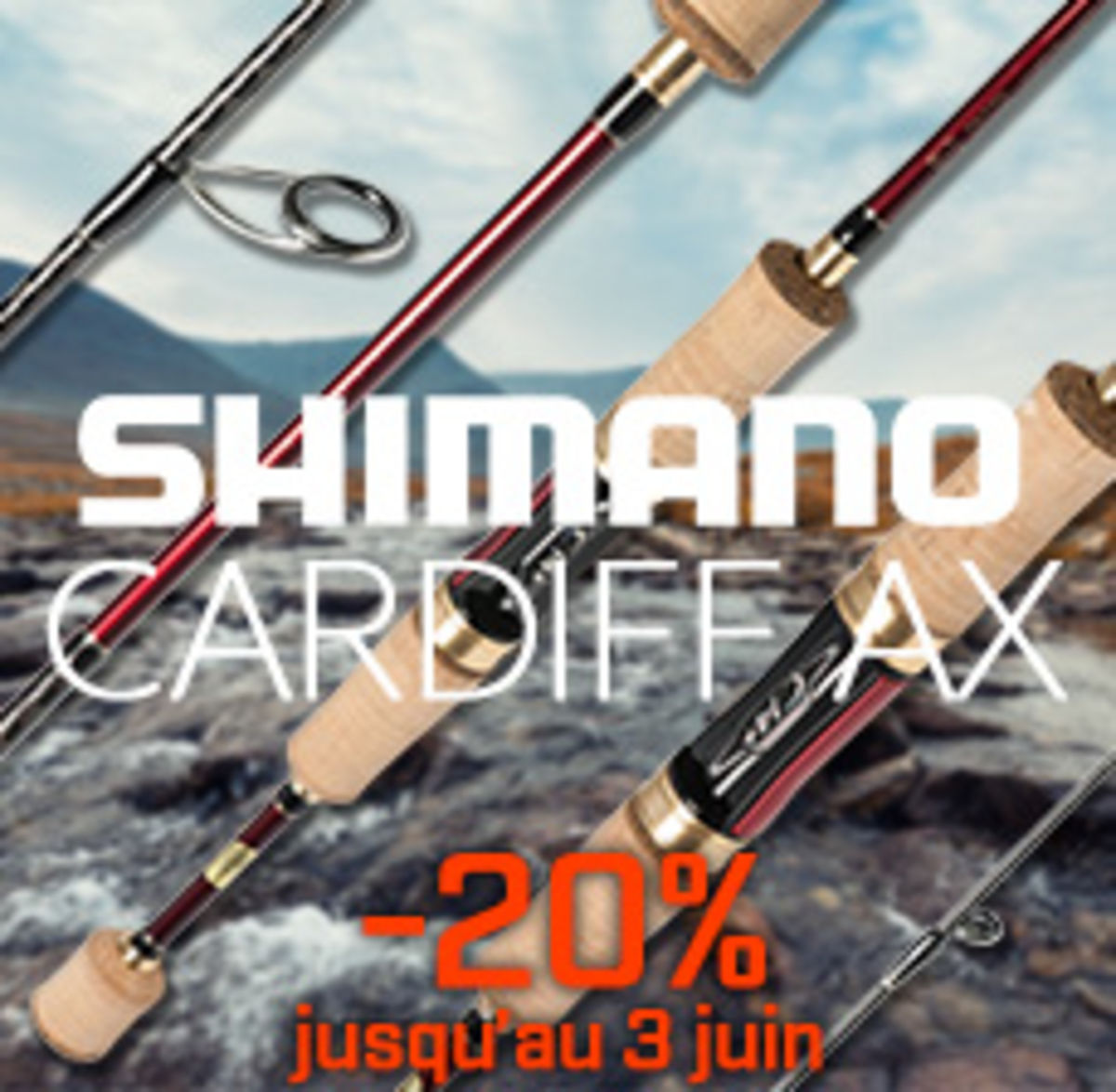 voir Shimano Cardiff AX