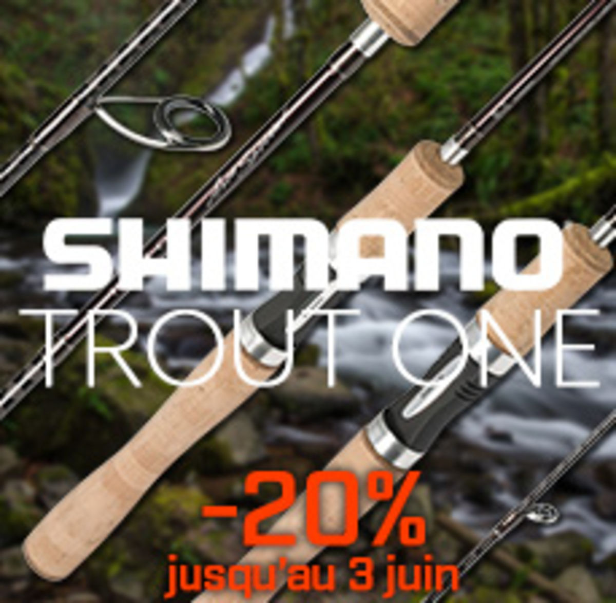 voir Shimano trout one
