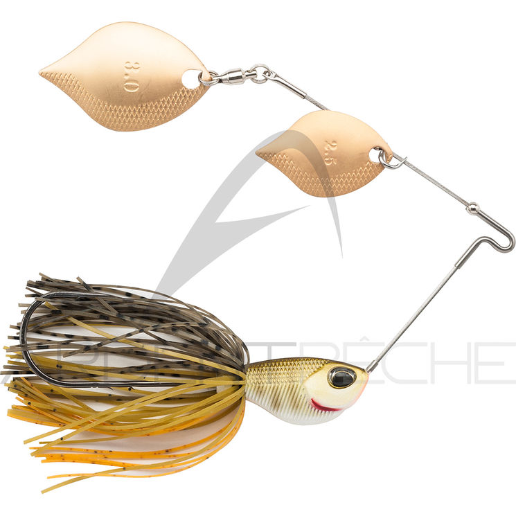 Spinnerbait DUO Cambiospin double willow 3/8