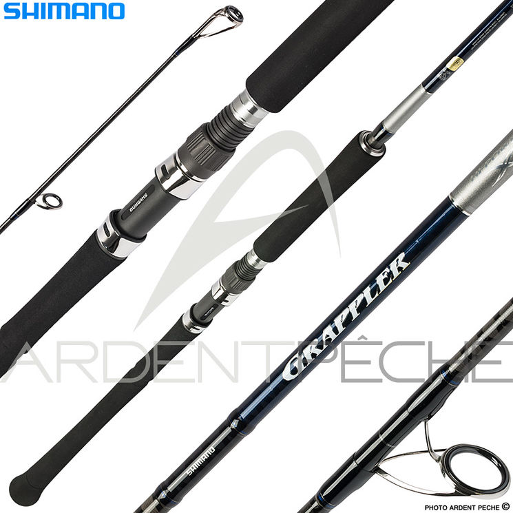 Canne SHIMANO Grappler
