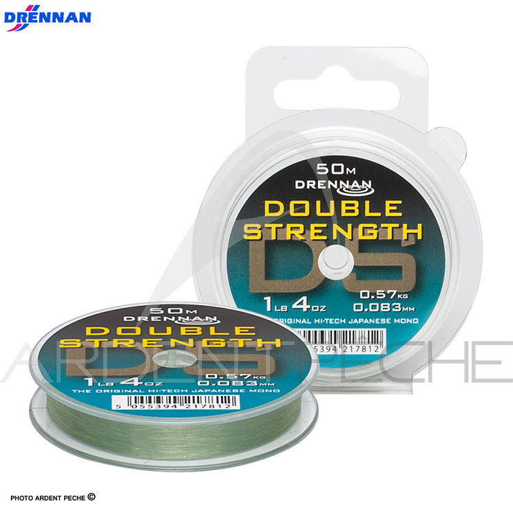 Fils nylon DRENNAN Double strength 50m