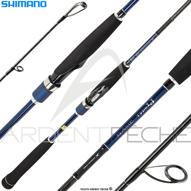 Canne SHIMANO Game type light jigging