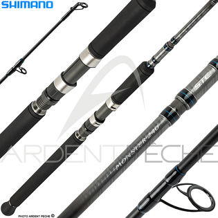 Canne SHIMANO STC Monster | Ardent Peche