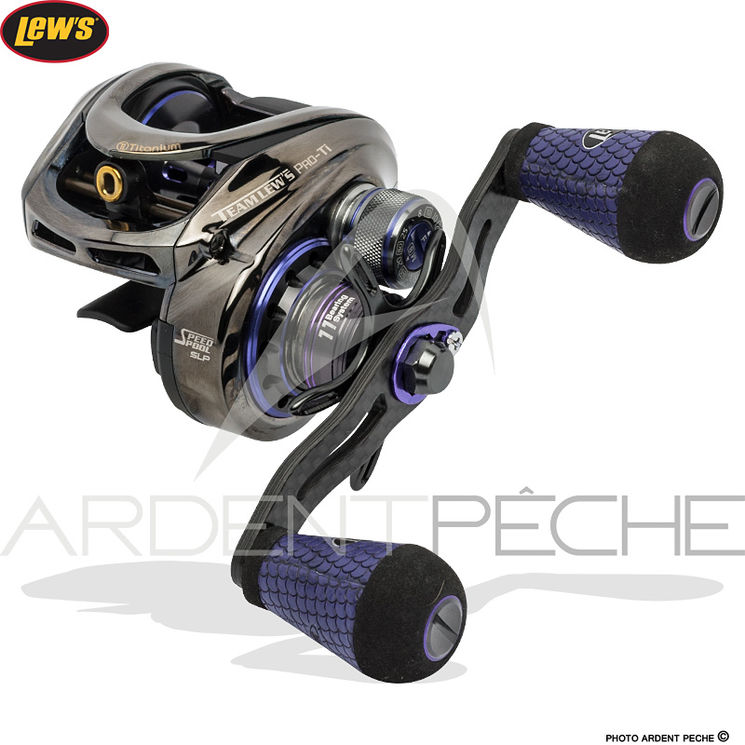 Moulinet casting LEW´S Pro Ti speed spool SLP