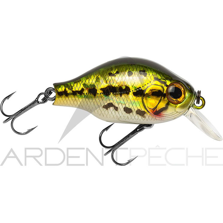 Poisson nageur ZIP BAITS B Switcher 1.0 no rattle