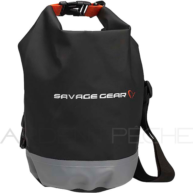 Sac SAVAGE GEAR Waterproof rollup bag 5L