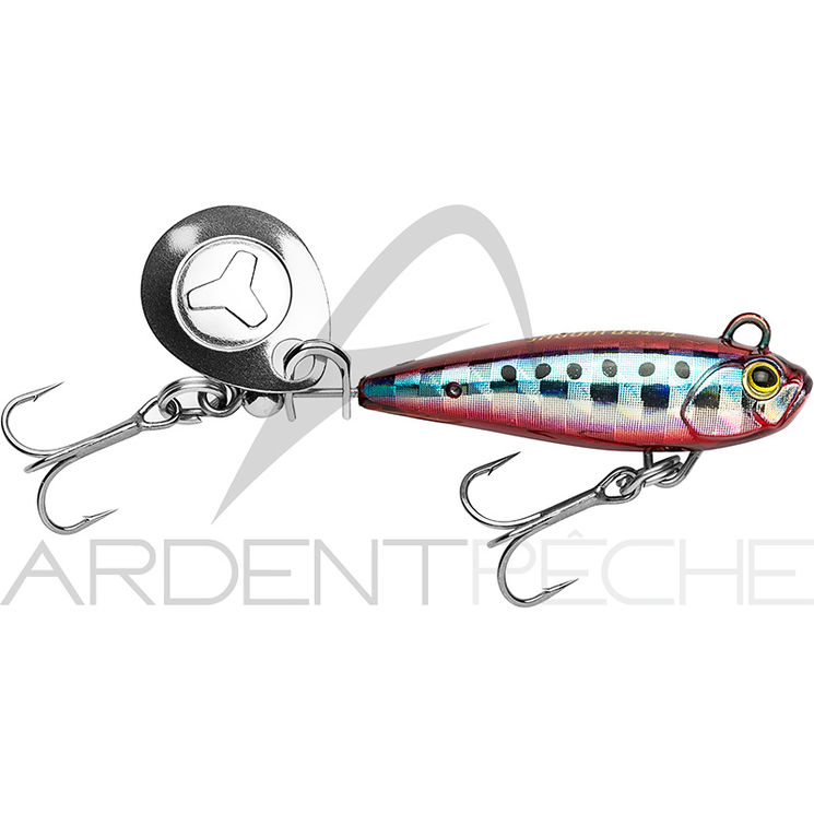 Poisson nageur DUO Tetra works spin
