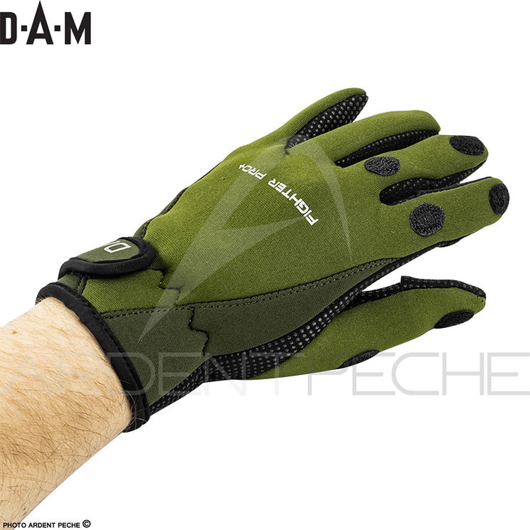Gants DAM Fighter pro+ neo gloves