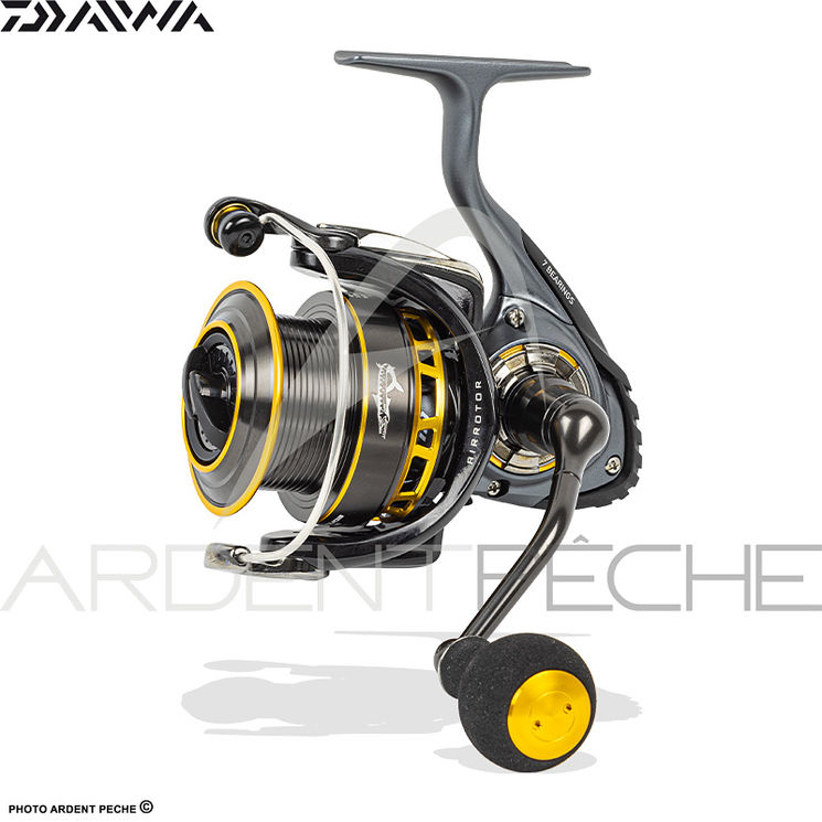 Moulinet DAIWA Black gold Barracuda Tour