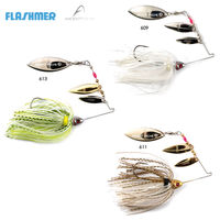 voir Spinnerbait FLASHMER booyah mini shad